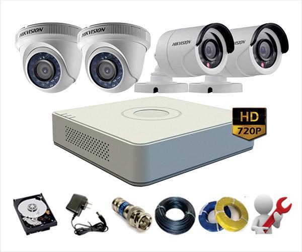 Camera bảo vệ - phụ kiện camera