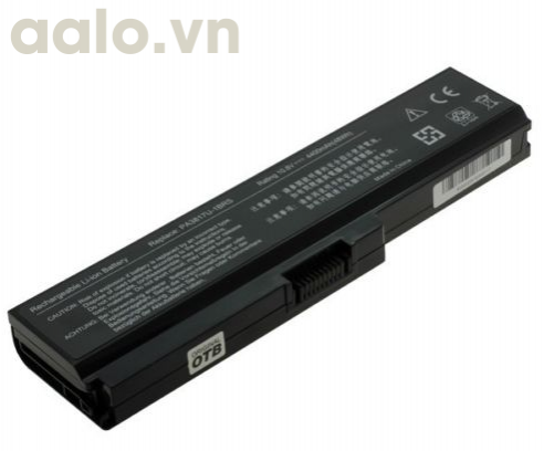 Pin Laptop Toshiba Satellite L700 C660 A660 B351 C600 C650 C655 L310 PA3634 PA3817 - Battery Toshiba
