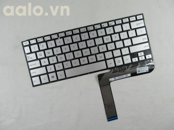 Bàn phím Laptop Asus VivoBook TP300 TP300L TP300LD TP300LD-1A TP300LA Bạc - Keyboard Asus