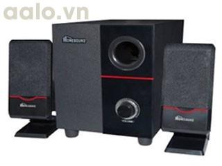Loa HomeSound MS322 chuẩn 2.1 cấp điện 220V ( chính hãng )