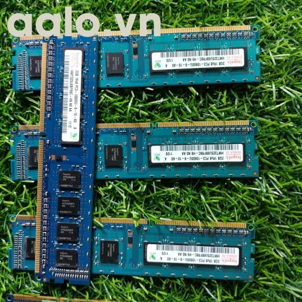 Ram PC HYNIX DDR3 2GB bus 1333MHz PC3 10600