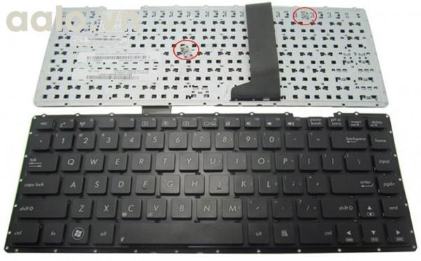 Bàn phím Laptop Asus X401 - Keyboard Asus