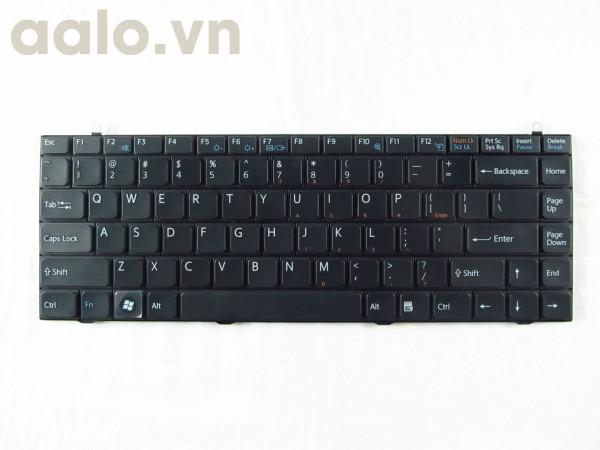 Bàn phím laptop Sony  VGN-FZ Series LAPTOP NOTEBOOK KEYBOARD 1-417-802-21 141780221 - keyboard Sony
