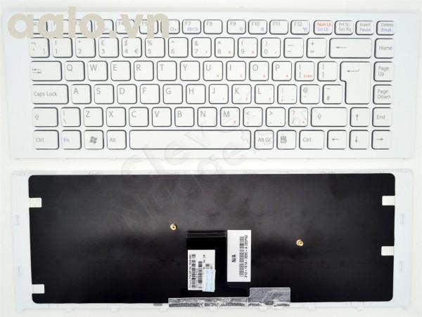 Bàn phím laptop Sony VPC-EA EA1C5E EA1S1E EA3S1E PCG-61211M - keyboard Sony
