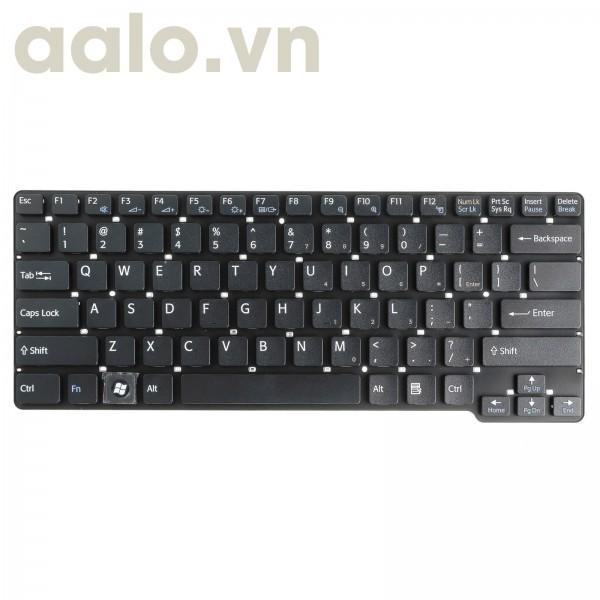 Bàn phím laptop Sony Vaio VPC-CW25FL Laptop / Notebook QWERTY US English- keyboard Sony