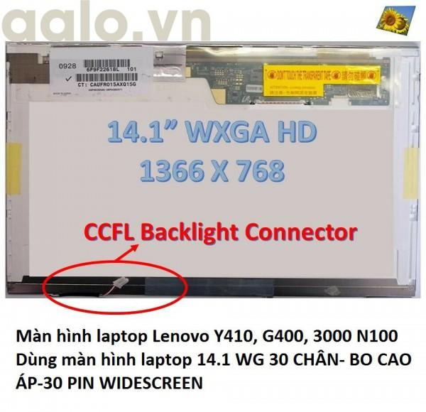 Màn hình laptop Lenovo Y410, G400, 3000 N100