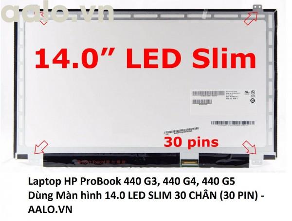 Màn hình laptop HP ProBook 440 G3, 440 G4, 440 G5