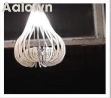 Chụp đèn DIY mã 0904