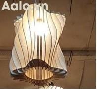 Chụp đèn DIY mã 0903