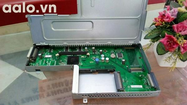 Card formatter HP LaserJet 5200