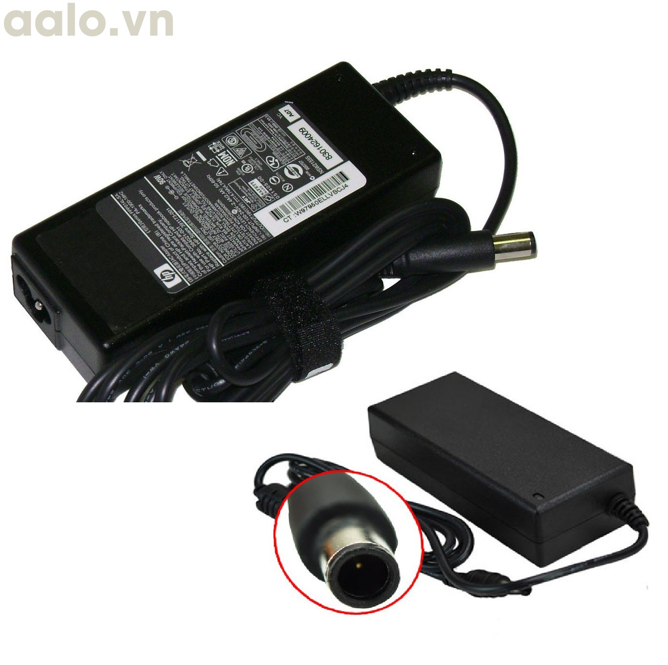 adapter hp kim 19v 4.7a kim