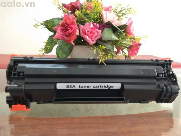 Hộp mực 83A dùng cho máy in HP Laser MFP M125NW/125RNW/M126FN/M127FN/FM127W - Cartridge 83A