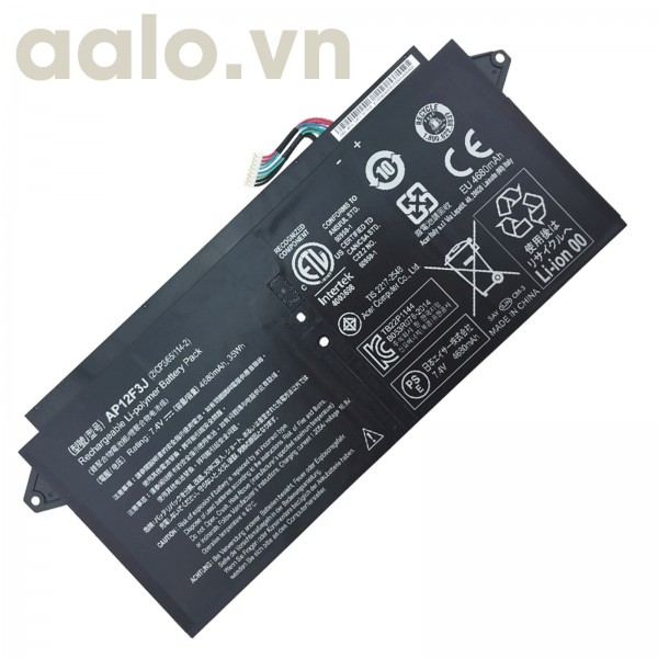 Pin Laptop Acer Aspire S7-391 Ultrabook - Battery Acer