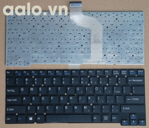 Bàn phím laptop Sony SVT13 UK SVT13117 SVT13115 SVT131A11L - keyboard Sony