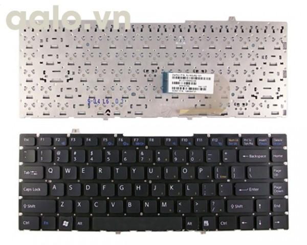 Bàn phím laptop Sony FW Đen - keyboard Sony