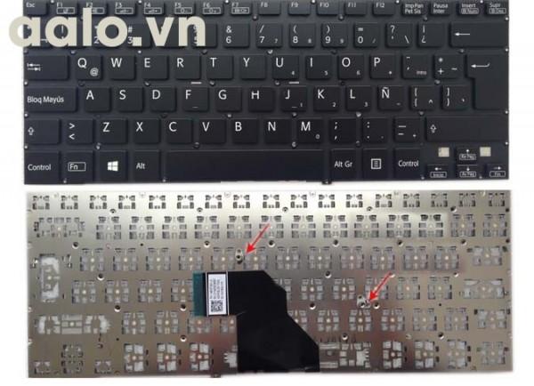 Bàn phím laptop Sony SVF14 - keyboard Sony