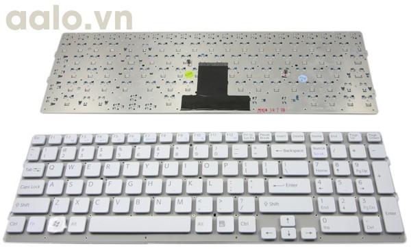 Bàn phím laptop Sony VPC-EB - keyboard Sony