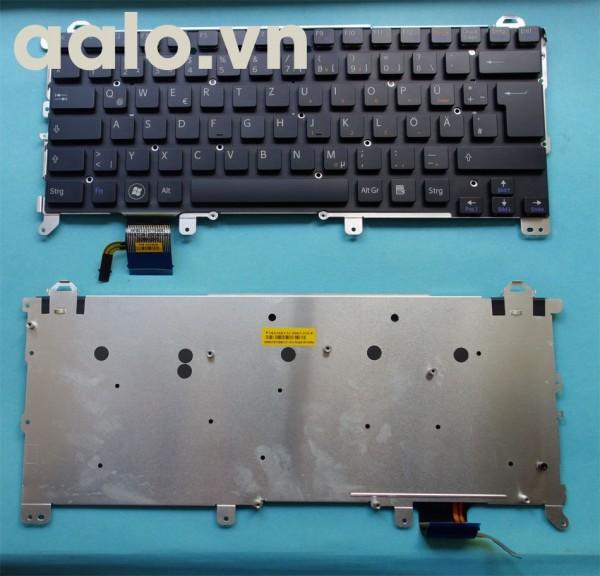 Bàn phím laptop Sony SVF14 SVF14A15STS SVF14A15STP Laptop US Keyboard 149266791US- keyboard Sony