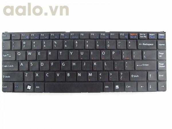 Bàn phím laptop SonyVGN-N Laptop Keyboard 81-31105001-00 - keyboard Sony