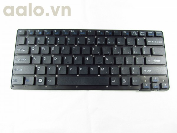 Bàn phím laptop Sony NEW For Sony Vaio VPC-CA VPCCA Laptop US Keyboard Teclado Black Replacement- keyboard Sony