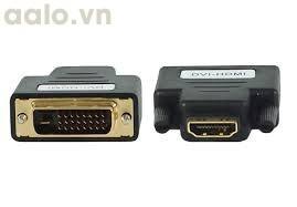 Cục chuyển DVI 24+1 ra HDMI