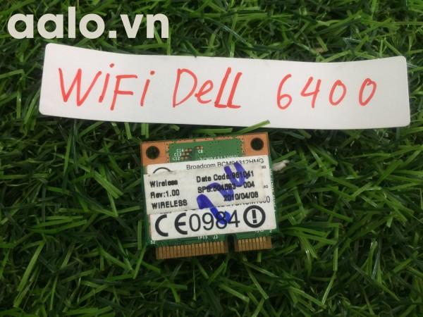 WiFi laptop Dell 6400