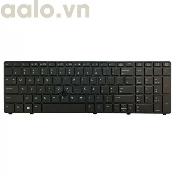 Bàn Phím Laptop HP EliteBook 8760W 8760P 8760