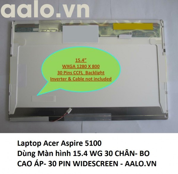 Màn hình laptop Acer Aspire 5100