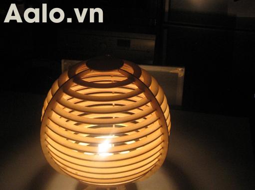 Chụp đèn DIY mã 064