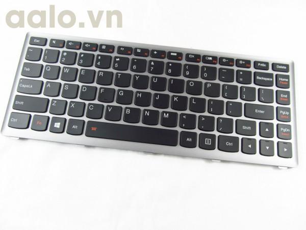 Bàn phím laptop Lenovo  IdeaPad Z400 Z400A-IFI Z400A-ITH Z400A laptop - Keyboard Lenovo