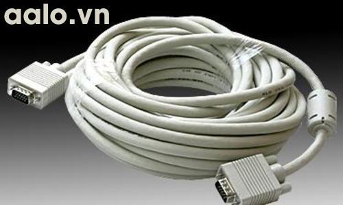 Dây VGA dài 30M trắng
