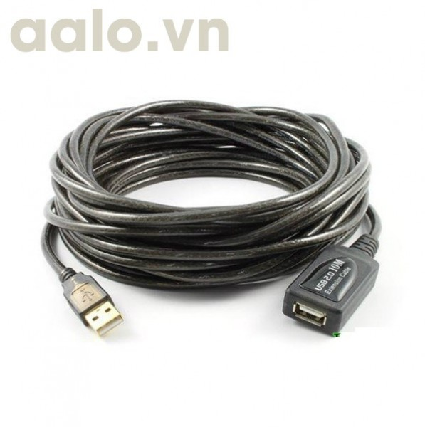 Dây USB nối dài 5M ( đen )