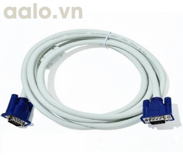 Dây VGA dài 1M5 trắng