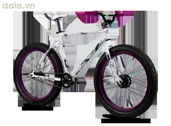 Xe Đạp Jett Cycles Krash (Trắng)