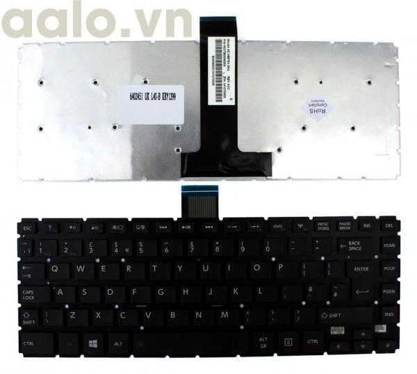 Bàn Phím Laptop Toshiba Satellite L40B L40D-B L40DT-B L40T-B L45B