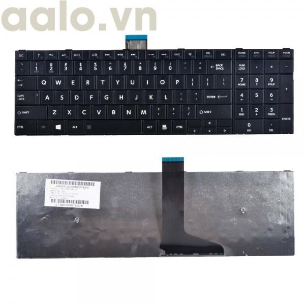 Bàn phím laptop Toshiba C50-A, C55-A, C55D-A – C50-A