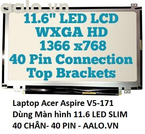 Màn hình laptop Acer Aspire V5-171