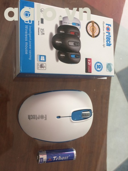 Chuột không dây Fortech B68 USB-Wireless
