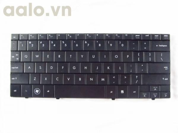 Bàn phím laptop HP Mini 1000 700 Series US Layout Black - keyboard HP