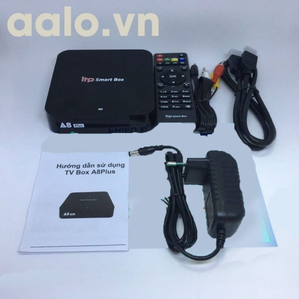 ANDROID TIVI BOX 4K LTP – A8 PLUS