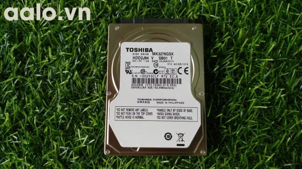 Ổ cứng HHD TOSHIBA 320 GB