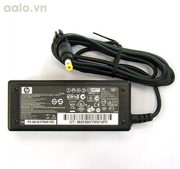 Sạc pin Laptop HP 18.5V-3.5A - Adapter HP
