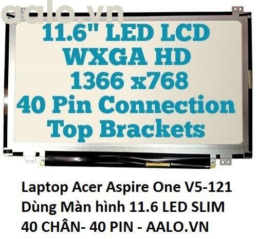 Màn Hình Laptop Acer Aspire One V5-121