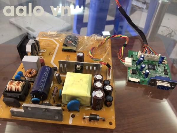 Bo nguồn và tín hiệu Dell E1709Wc