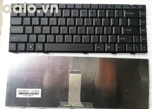 Bàn phím laptop Keyboard Asus F80/X82 (cáp thẳng)