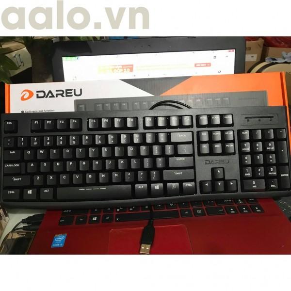 (RẺ MÀ CHẤT) Bộ Bàn phím DAREU - LK185 + Chuột DAREU - LM103 (bảo hành chính hãng 24 tháng) - aalo.vn