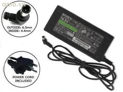 Sạc pin laptop Sony  19.5V 3.9A - Adapter SONY