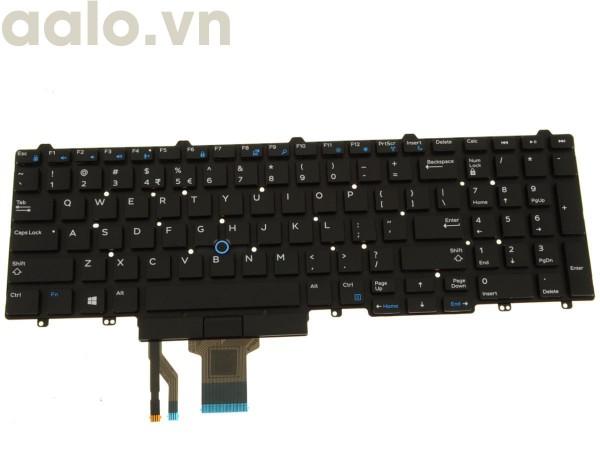 Bàn phím laptop Dell Latitude E5550, Precision 3520 7520 7720 – E5550