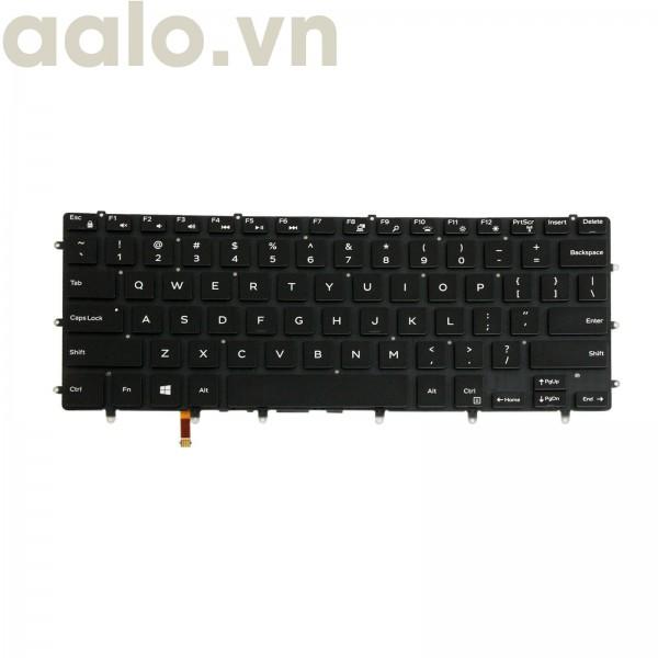 Bàn phím DELL XPS15 9530