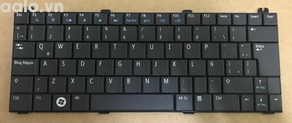 Bàn phím laptop Dell Mini 12 Inspirion 1210